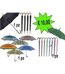 Offerta 3 Ombrelli